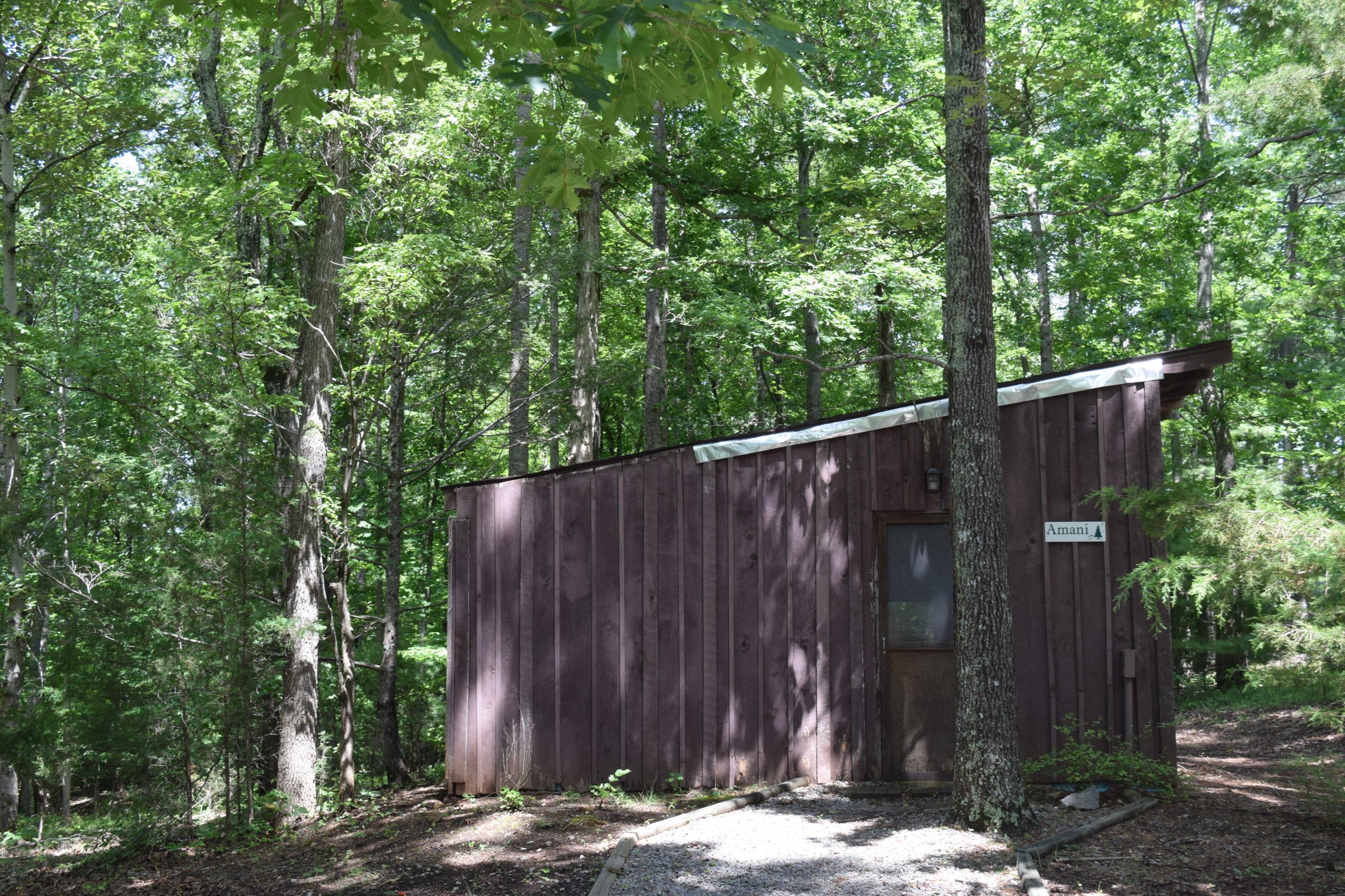 cabin amano exterior